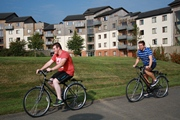 Thomond, Troy and Capppavilla Villages have  Free Bicycle Hire