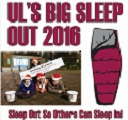Campus Life Services & UL Chaplaincy Fundraising Sleep Out 2016
