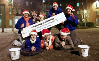 Annual Fundraising 12 Hour Sleepout Photo
